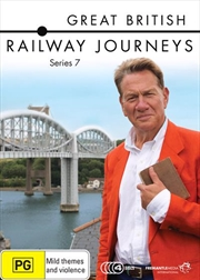 Great British Railway Journeys - Series 7 | DVD