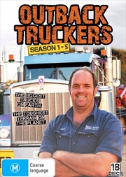 Outback Truckers - Series 1-5 | Boxset