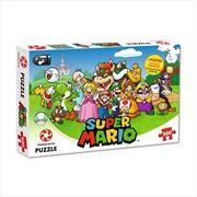 Super Mario 500 Piece Puzzle