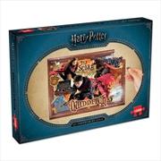 Quidditch 1000 Piece Puzzle