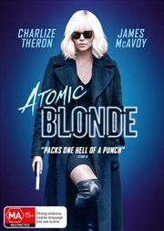 Atomic Blonde | DVD