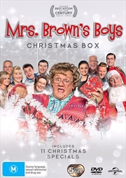 Mrs. Browns Boys - 2017 Christmas | Boxset