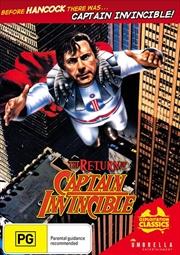 Return Of Captain Invincible | Ozploitation Classics, The