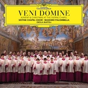 Veni Domine: Advent And Christ | CD
