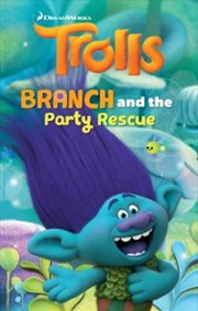 Branch And The Party Mix Up | Paperback Book