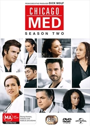 Chicago Med - Season 2 | DVD