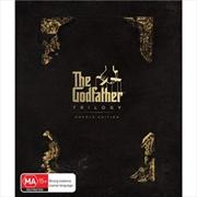 Godfather Trilogy - 45th Anniversary Edition Boxset, The | Blu-ray