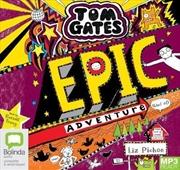 Epic Adventure (Kind Of) | Audio Book