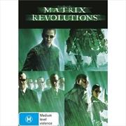 Matrix Revolutions | DVD