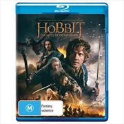 Hobbit - The Battle Of The Five Armies