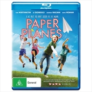 Paper Planes | Blu-ray