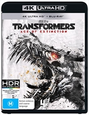 Transformers - Age Of Extinction | UHD