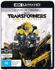 Transformers - Dark Of The Moon | UHD