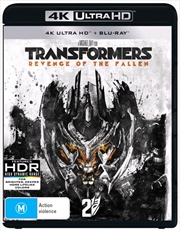 Transformers - Revenge Of The Fallen | UHD