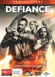 Defiance - Series 3 | DVD