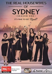 Real Housewives Of Sydney - Season 1, The
