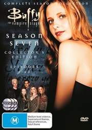 Buffy The Vampire Slayer - Season 7 | DVD