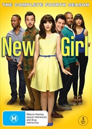 New Girl - Season 4 | DVD