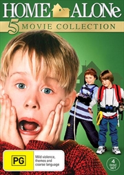 Home Alone - 5 Movie Collection | DVD