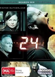 24 - Season 6 | DVD