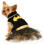 Batgirl Tutu Dress Xl