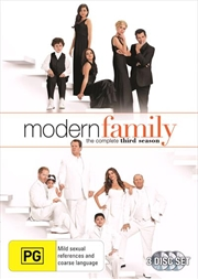 Modern Family - Season 3 | DVD