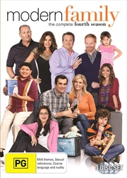 Modern Family - Season 4 | DVD