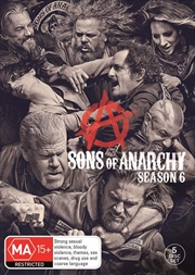 Sons Of Anarchy - Season 6 | DVD