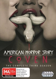 American Horror Story - Coven - Season 3
