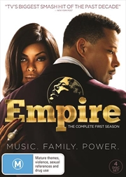 Empire - Season 1 | DVD