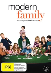 Modern Family - Season 6 | DVD
