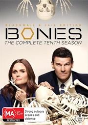 Bones - Season 10 | DVD