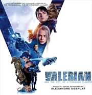 Valerian & The City Of A Thousand Planets  | CD