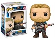 Thor Ragnarok - Thor Gladiator | Pop Vinyl