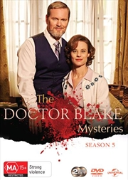 Doctor Blake Mysteries - Season 5, The | DVD