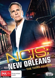 NCIS - New Orleans - Season 3 | DVD