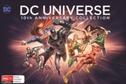 DC Universe - 10th Anniversary Edition | Gift With Purchase