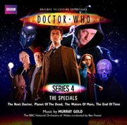 Doctor Who- Series 4 - The Specials | CD