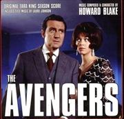 Avengers (2cd), The | CD