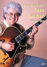 Larry Coryell's Jazz Guitar - Vol 1