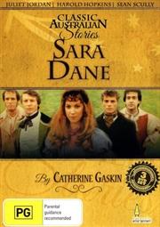 Sara Dane | DVD