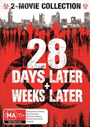 28 Days Later / 28 Weeks Later | DVD