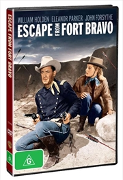 Escape From Fort Bravo: G 1953