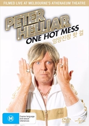 Peter Helliar - One Hot Mess
