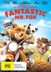 Fantastic Mr. Fox | DVD