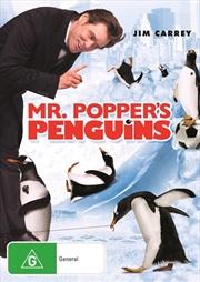 Mr Poppers Penguins: G | DVD