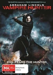 Abraham Lincoln Vampire Hunter | DVD