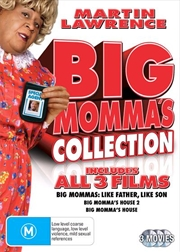 Big Mommas House Collection | DVD