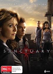 Sanctuary - Season 3