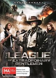 League Of Extraordinary Gentlemen | DVD